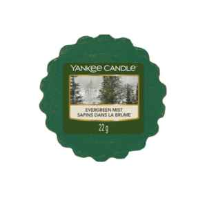 Yankee Candle Evergreen Mist - wosk zapachowy - candlelove