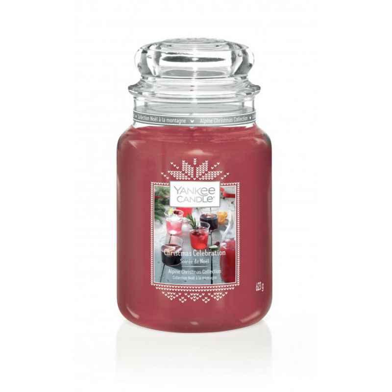 Yankee Candle Pomegranate Gin Fizz - duża świeca zapachowa - candlelove