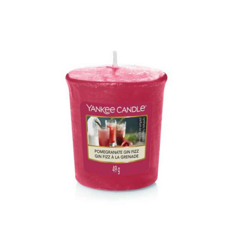 Yankee Candle Pomegranate Gin Fizz - sampler zapachowy - candlelove