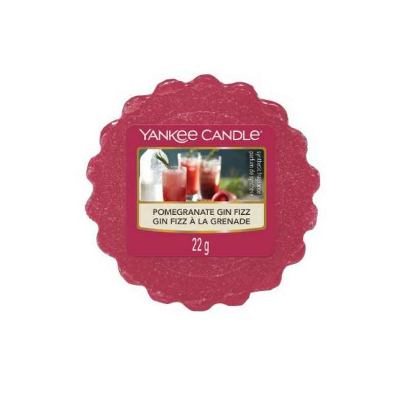 Yankee Candle Pomegranate Gin Fizz - wosk zapachowy - candlelove