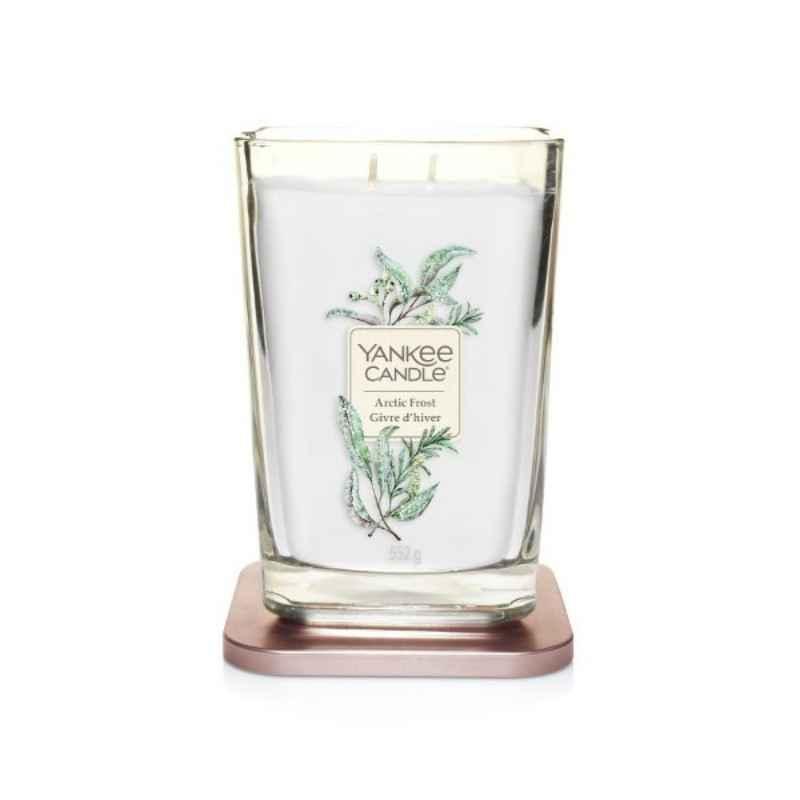Yankee Candle Arctic Frost - duża świeca zapachowa - candlelove