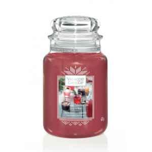Yankee Candle Christmas Celebration - duża świeca zapachowa - candlelove