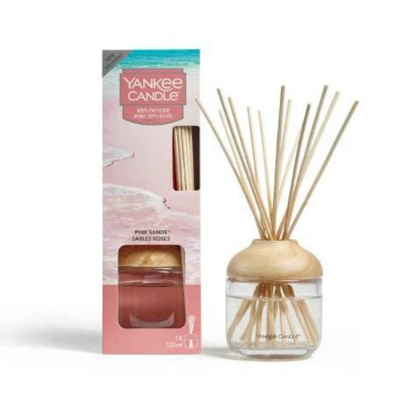 Yankee Candle Pink Sands - pałeczki zapachowe - candlelove