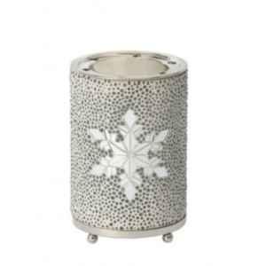 Yankee Candle Twinkling Snowflake - kominek zapachowy - candlelove