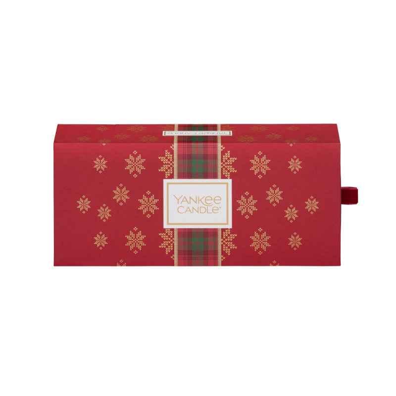 Yankee Candle Alpine Christmas - zestaw 3 małych świec - e-candlelove