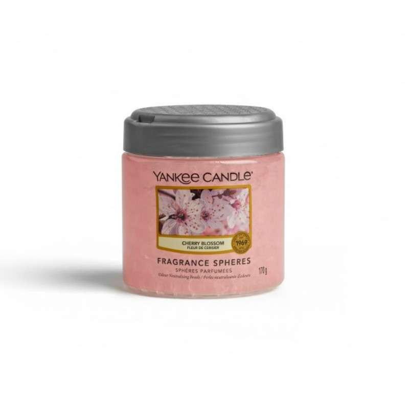 Yankee Candle Fragrance Spheres Cherry Blossom - kuleczki zapachowe - candlelove