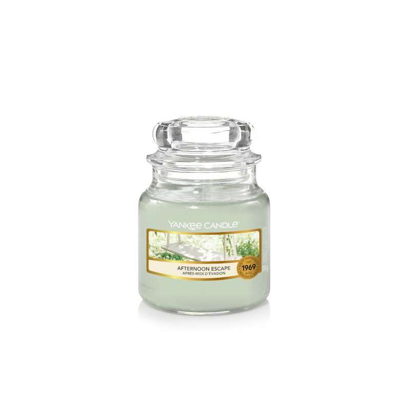 Yankee Candle Afternoon Escape - mała świeca zapachowa - candlelove