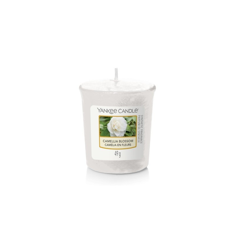 Yankee Candle Camellia Blossom - sampler zapachowy - candlelove