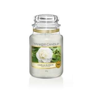 Yankee Candle Camellia Blossom - duża świeca zapachowa - candlelove