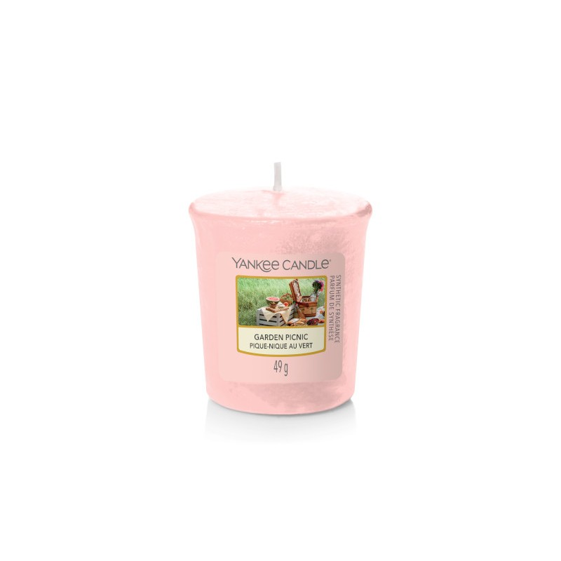 Yankee Candle Garden Picnic - sampler zapachowy - candlelove