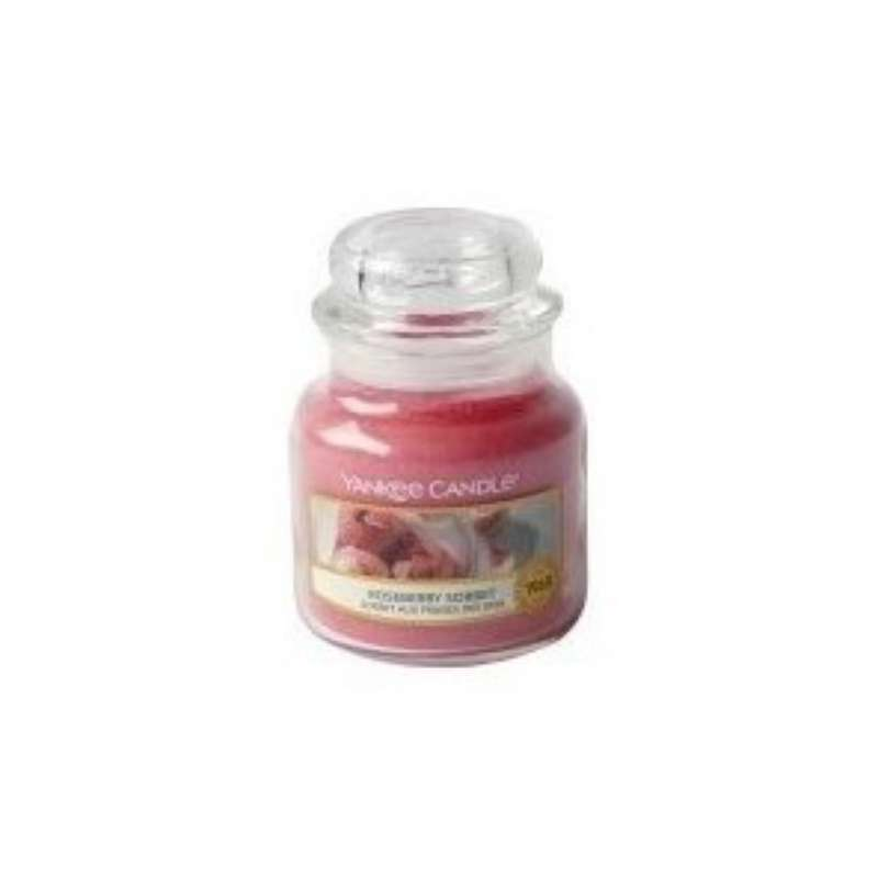 Yankee Candle Roseberry Sorbet - mała świeca zapachowa - candlelove