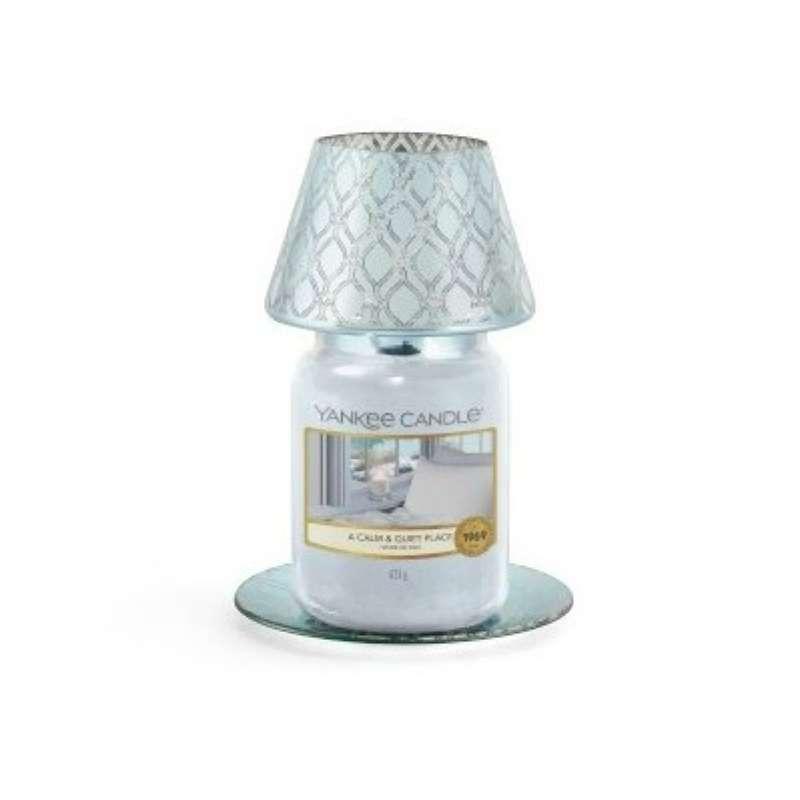 Yankee Candle Savoy - zestaw duży klosz + talerz - e-candlelove