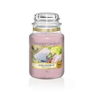 Yankee Candle Sunny Daydream - duża świeca zapachowa - candlelove