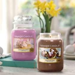 Yankee Candle Sweet Bunny Treats - duża świeca zapachowa - candlelove
