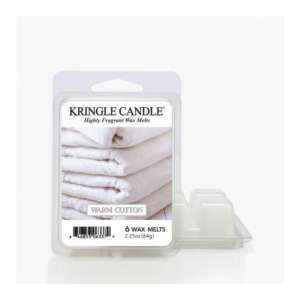 Kringle Candle Warm Cotton - wosk zapachowy - candlelove