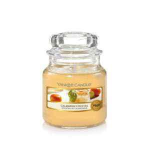 Yankee Candle Calamansi Cocktail - mała świeca zapachowa - candlelove