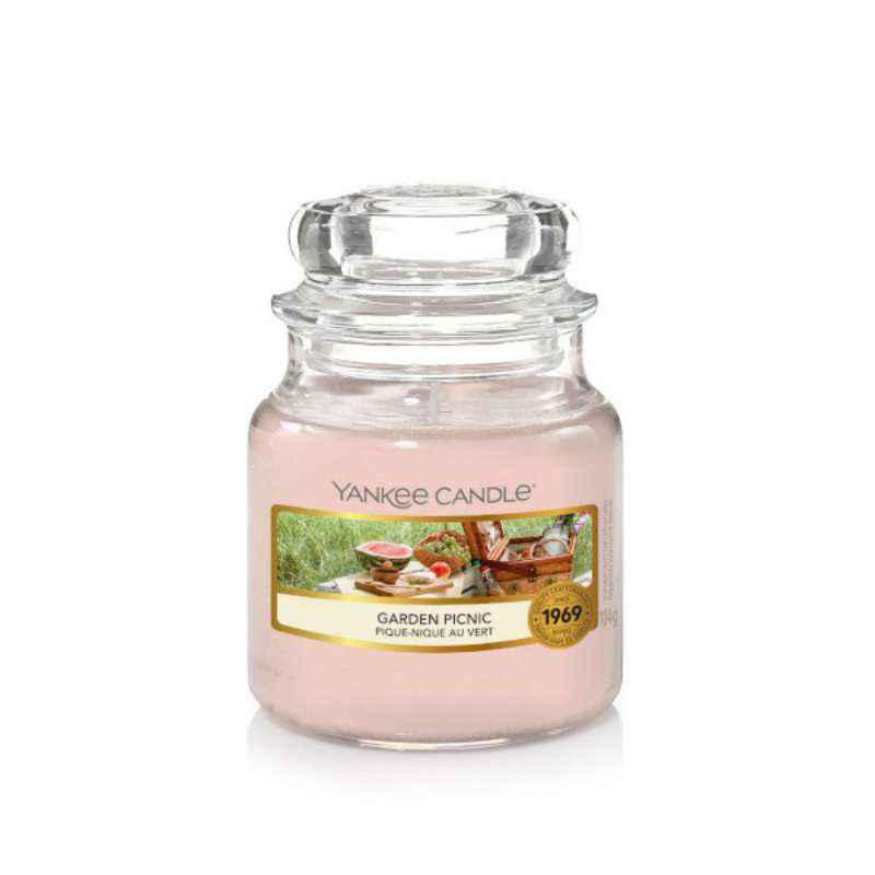 Yankee Candle Garden Picnic - mała świeca zapachowa - candlelove