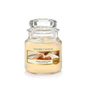 Yankee Candle Sweet Honeycomb - mała świeca zapachowa - candlelove