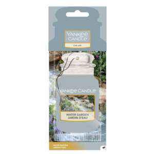 Yankee Candle Water Garden Car Jar - zapach samochodowy - candlelove