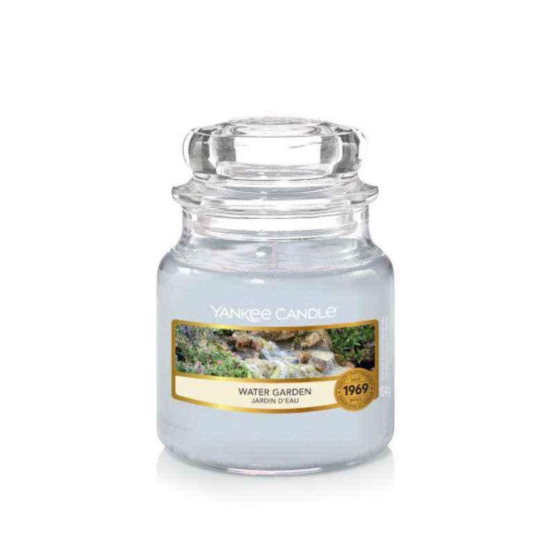 Yankee Candle Water Garden - mała świeca zapachowa - candlelove