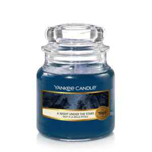 Yankee Candle A Night Under The Stars - mała świeca zapachowa - candlelove