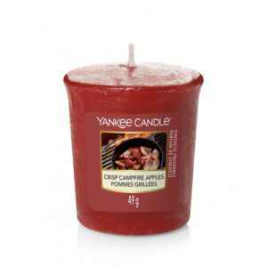 Yankee Candle Crisp Campfire Apples - sampler zapachowy - candlelove