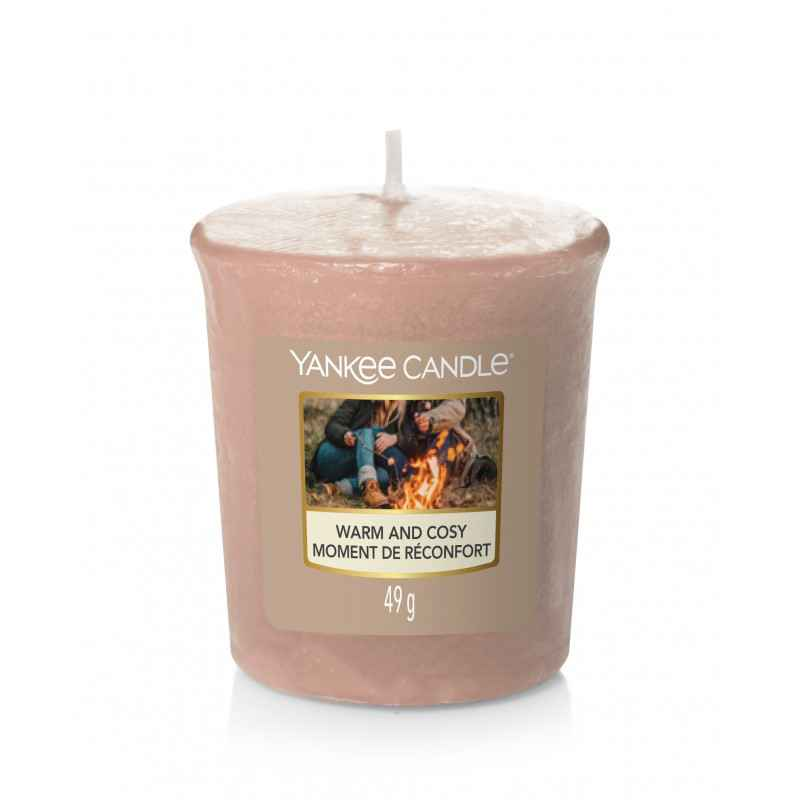 Yankee Candle Warm & Cosy - sampler zapachowy - candlelove