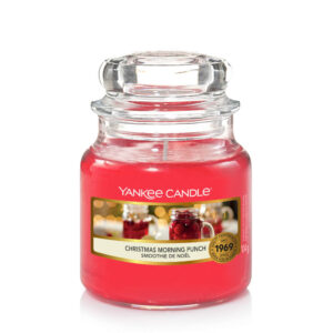 Yankee Candle Christmas Morning Punch - mała świeca zapachowa - candlelove