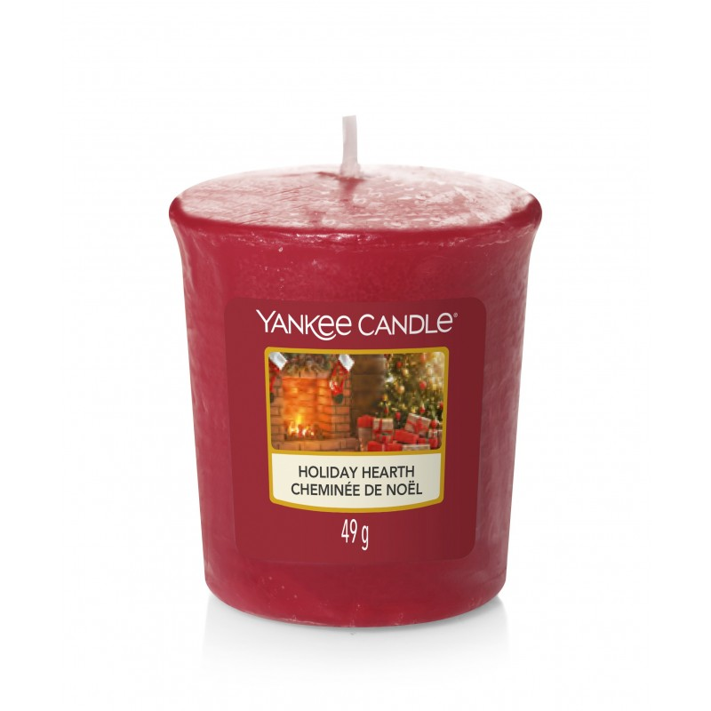Yankee Candle Holiday Hearth - sampler zapachowy - candlelove