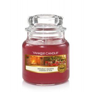 Yankee Candle Holiday Hearth - mała świeca zapachowa - candlelove