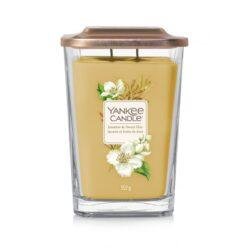 Yankee Candle Elevation Jasmine & Sweet Hay - duża świeca zapachowa - candlelove