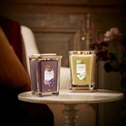 Yankee Candle Elevation Jasmine & Sweet Hay - duża świeca zapachowa - e-candlelove