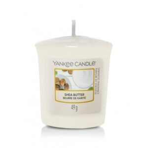 Yankee Candle Shea Butter - sampler zapachowy - candlelove