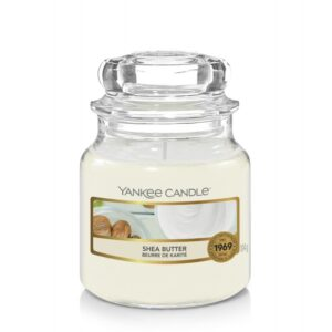 Yankee Candle Shea Butter - mała świeca zapachowa - candlelove