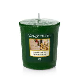 Yankee Candle Singing Carols - sampler zapachowy - candlelove