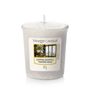 Yankee Candle Surprise Snowfall - sampler zapachowy - candlelove