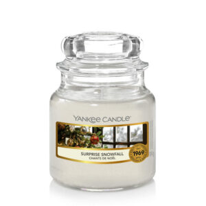 Yankee Candle Surprise Snowfall - mała świeca zapachowa - candlelove