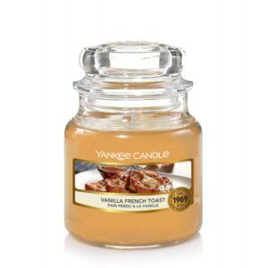 Yankee Candle Vanila French Toast - mała świeca zapachowa - candlelove