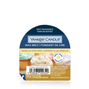 Yankee Candle Vanilla Cupcake - wosk zapachowy - Candlelove