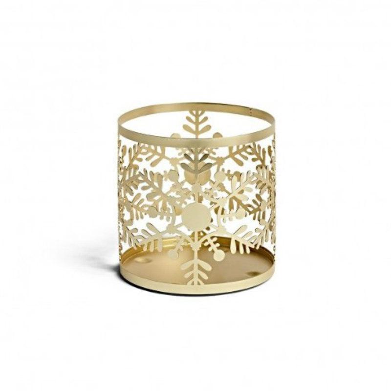 Yankee Candle Snowflake Frost - osłonka na świecę dużą - candlelove