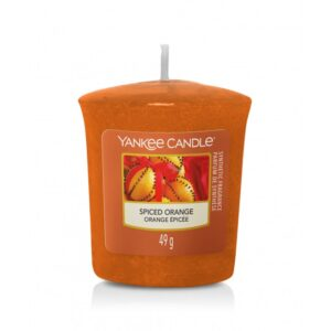 Yankee Candle Spiced Orange - sampler zapachowy - candlelove