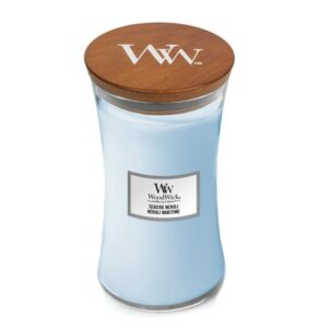 WoodWick Seaside Neroli - duża świeca zapachowa - candlelove