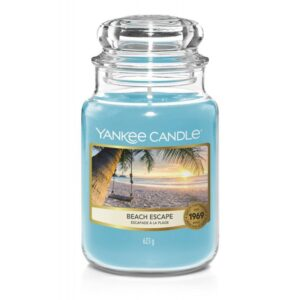 Yankee Candle Beach Escape - duża świeca zapachowa - candlelove