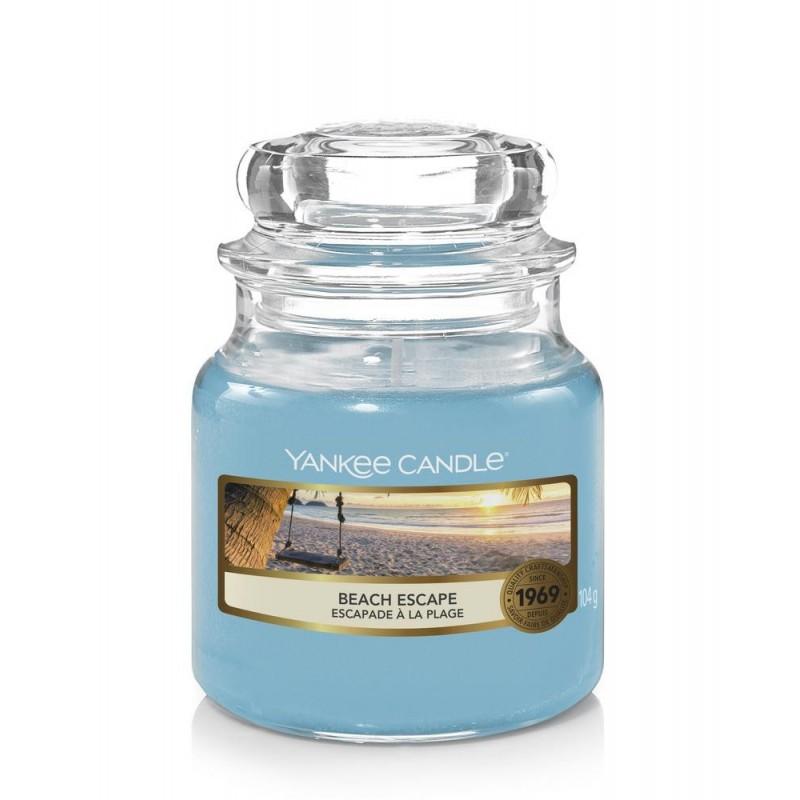 Yankee Candle Beach Escape - mała świeca zapachowa - candlelove