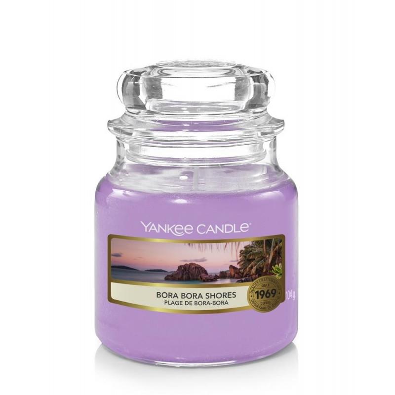 Yankee Candle Bora Bora Shores - mała świeca zapachowa - candlelove