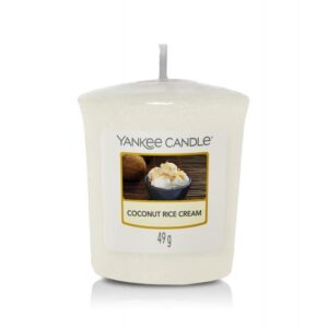 Yankee Candle Coconut Rice Cream - sampler zapachowy - candlelove