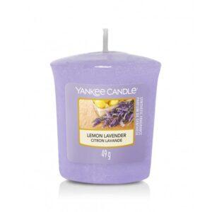 Yankee Candle Lemon Lavender - sampler zapachowy - candlelove