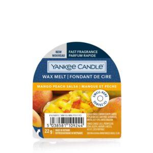 Yankee Candle Mango Peach Salsa - wosk zapachowy - candlelove