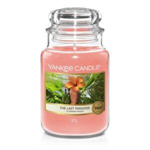 Yankee Candle The Last Paradise - duża świeca zapachowa - candlelove
