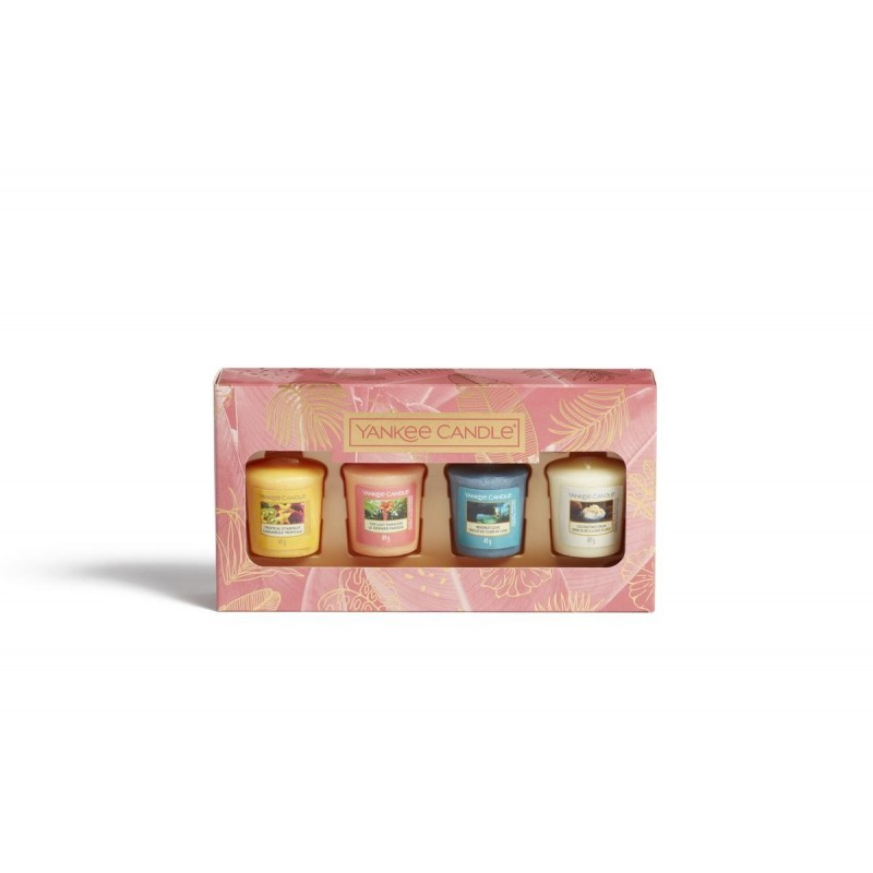 Yankee Candle The Last Paradise - zestaw 4 samplerów - candlelove
